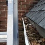 Below: Gutter Cleaning in Newburgh, IN