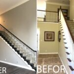 Before & After Interior Painting in Evansville, IN