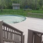 Deck Staining in Newburgh, IN