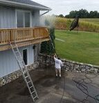 Pressure Washing & Exterior Painting in Evansville, IN
