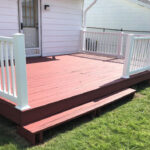 Deck Staining in Evansville, IN